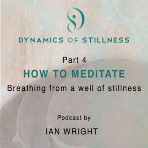 Read more about the article Part 4 HOW TO MEDITATE