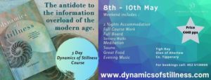 Read more about the article Dynamics of Stillness Weekend Course