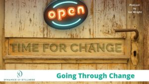 Read more about the article Going Through Change